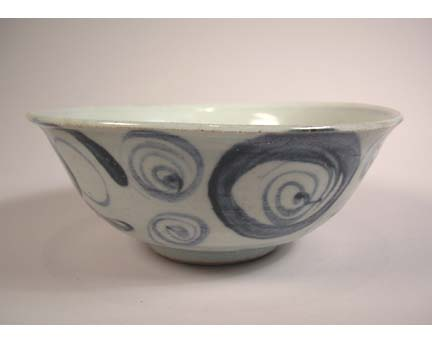 An Early Ming Dynasty Blue and White Bowl